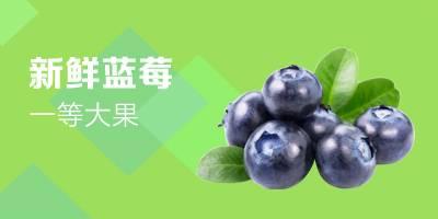 新鮮藍莓鮮果孕婦水果 寶寶藍莓水果藍梅500克一等大果鳳城