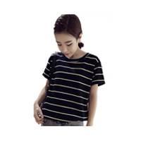 條紋短袖T恤
