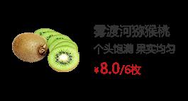 綠心獼猴桃