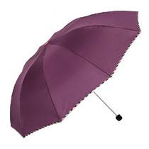 芬香绿叶 高密拒水碰击布纲伞