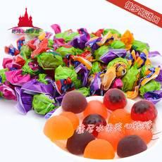 俄羅斯進口 康尼水果夾心軟糖 500g(約70塊) 包郵