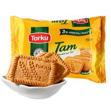 Torku牌(特库)全麦饼干Torku TAM biscuit with Whole wheat